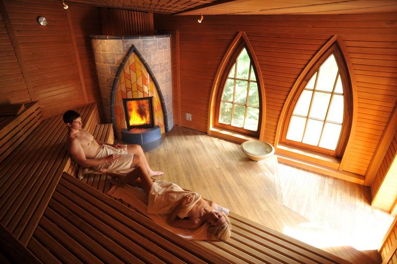 Münster sauna